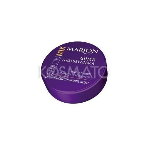 Produkt z kategorii- pozostałe kosmetyki do włosów - Marion Keratin Mix Guma, 100 g