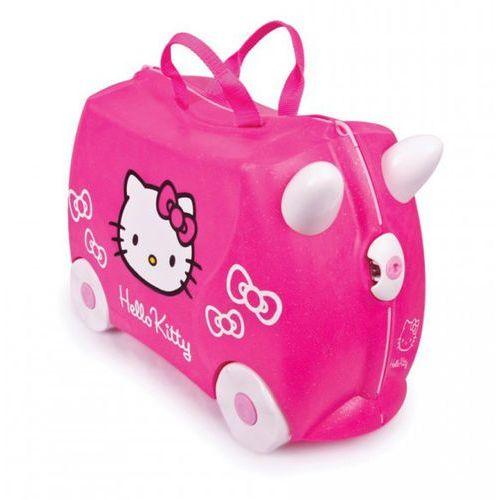 Jeżdżąca walizeczka Trunki - Hello Kitty TRU-0131 - produkt dostępny w tublu.pl