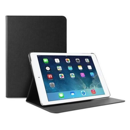 PURO Booklet Slim Case - Etui iPad 6 w/Magnet & Stand up (czarny) Odbiór osobisty w ponad 40 miastach lub kurier 24h, kup u jednego z partnerów