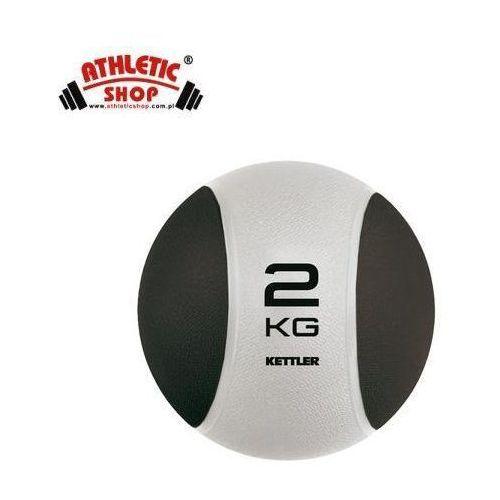Piłka lekarska 2 KG 07371-250 od ATHLETICSHOP