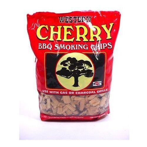 wiórki (drewienka) do wędzenia z USA - Cherry (wiśnia), produkt marki WW Wood Inc. (USA)