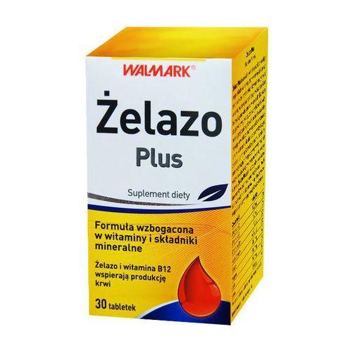[tabletki] Żelazo Plus 30 tabl.