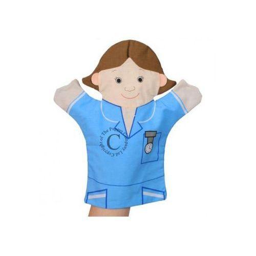 Pielęgniarka - pacynka-rękawica (pacynka, kukiełka)