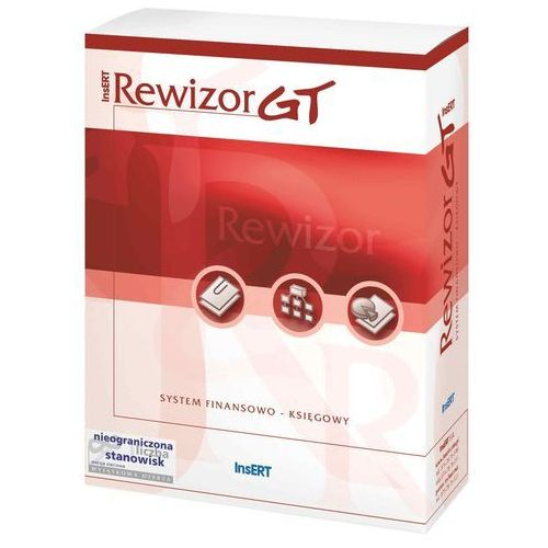 InsERT - Rewizor GT (oprogramowanie)