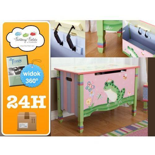 Towar z kategorii: skrzynki i walizki narzędziowe - Skrzynia na zabawki z serii Magic Garden Toy Box Magic Ga
