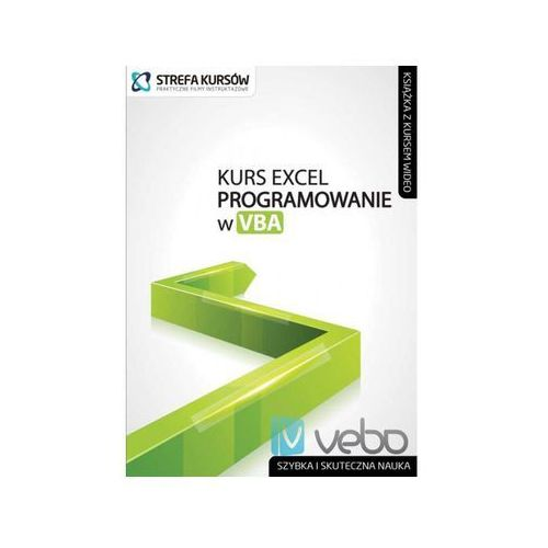 Kurs Excel programowanie w VBA (książka)