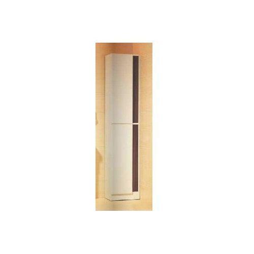 CERSANIT słupek Lima orzech S563-005+S563-012 - produkt z kategorii- regały łazienkowe
