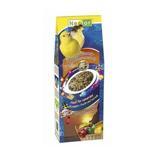 Nestor Pokarm Kanarek papryka, owoce, marchew 700ml