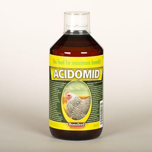 ACIDOMID - DRÓB 500 ml - CHRONI PRZED KOKCYDIOZĄ