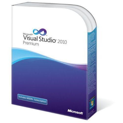 Visual Studio Premium W/msdn All Languages Software Assurance Open 1 z kategorii Programy biurowe i narzędziowe