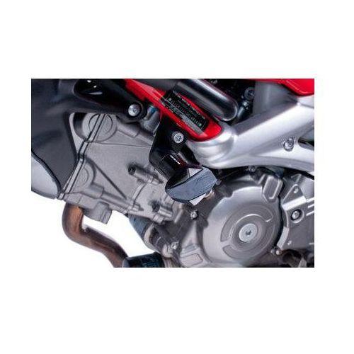Puig y Suzuki SFV650 Gladius; 2009-2013 (czarne)   TRANSPORT KURIEREM GRATIS z kat. crash pady motocyklowe