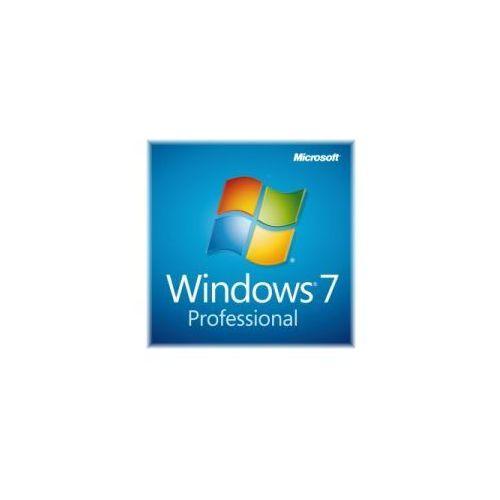 Microsoft Windows 7 Profesional 32-bit/x64 PL - sprawdź w wybranym sklepie
