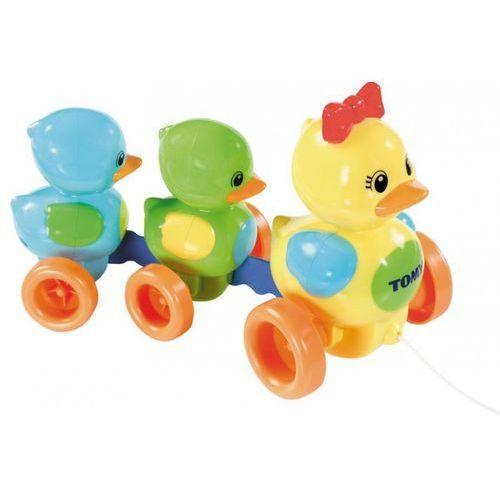 Zabawka TOMY Rodzina kaczuszek T4613 - produkt dostępny w Media Expert