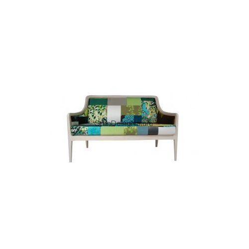 Kanapa Sofa Stylowa Green Piece BLUCKBERRY