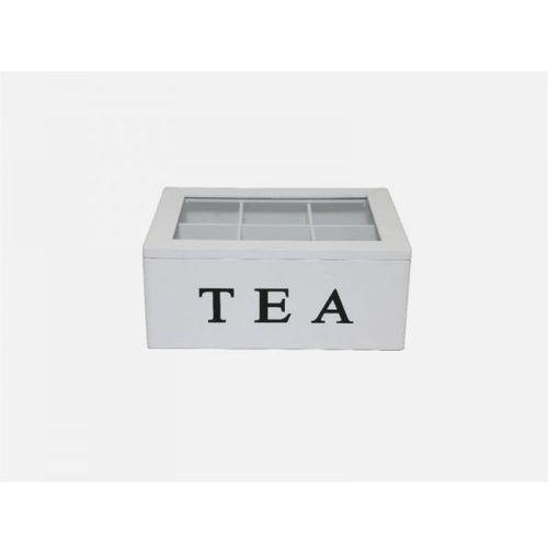 Pudełko na Herbatę Rive 24.5x18cm Light&Living 6254088 - produkt dostępny w sfmeble.pl