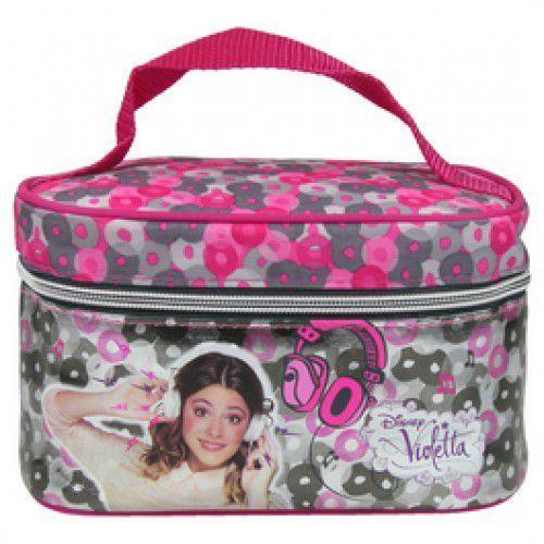 Kosmetyczka kuferek Violetta - Dostawa zamówienia do jednej ze 170 księgarni Matras za DARMO - oferta [05fb692b35250489]