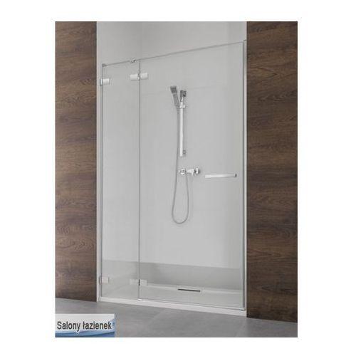 Oferta Drzwi wnękowe 130 Euphoria DWJ Radaway (383017-01L) (drzwi prysznicowe)