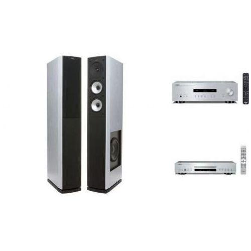 YAMAHA A-S201 + CD-S300 + JAMO S626 W - wieża, zestaw hifi - zmontuj tanio swój zestaw na stronie
