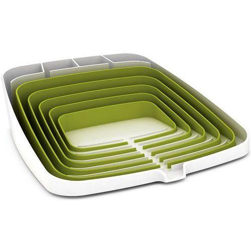 Suszarka do naczyń Arena Joseph Joseph zielono-biała - produkt z kategorii- suszarki do naczyń