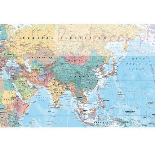 Azja i Bliski Wschód Mapa polityczna - plakat, produkt marki gb