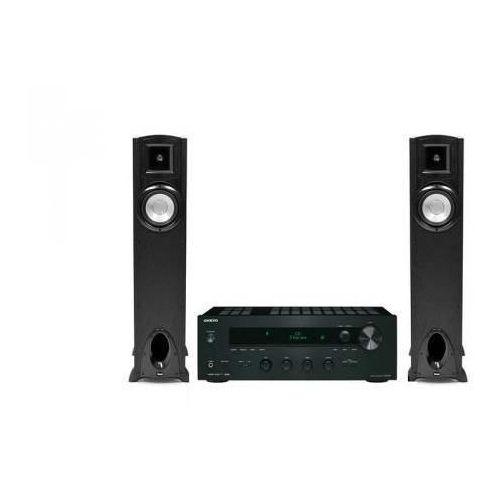 Artykuł ONKYO TX-8030 + KLIPSCH F10 z kategorii zestawy hi-fi