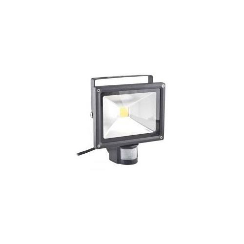 Naświetlacz LED 20W barwa 6500k zimna z czujnikiem ruchu z kategorii oświetlenie