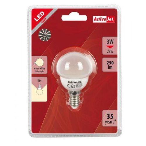 Lampa LED SMD ACTIVEJET AJE-DS2014G + Odbiór w 650 punktach Stacji z paczką! z kategorii oświetlenie