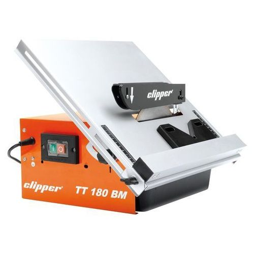 Przecinarka do płytek ceramicznych TT180 BM NORTON CLIPPER - produkt z kategorii- Elektryczne przecinarki do glazury