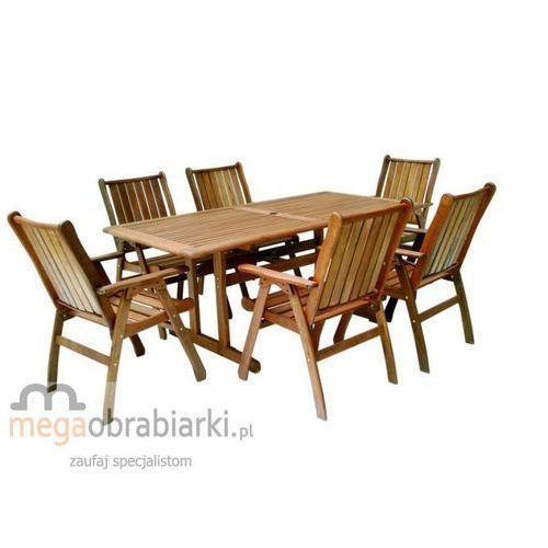 Produkt HECHT Zestaw ogrodowy - stół + 6 krzeseł Chicago RATY 0,5% NA CAŁY ASORTYMENT DZWOŃ 77 415 31