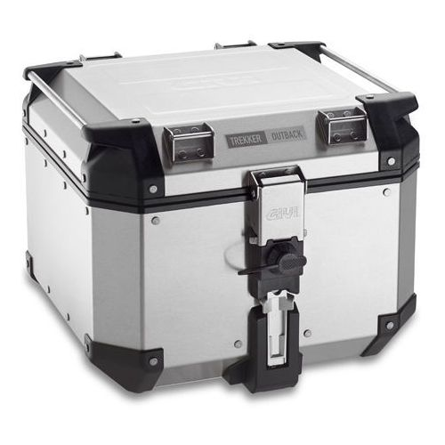 Kufer Givi OBK42A Outback (aluminiowy, srebrny, 42 litry) - oferta [05594776671585bb]
