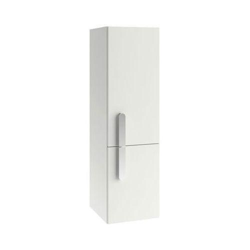 Produkt z kategorii- regały łazienkowe - CHROME - Słupek SB 350 biały, prawy
