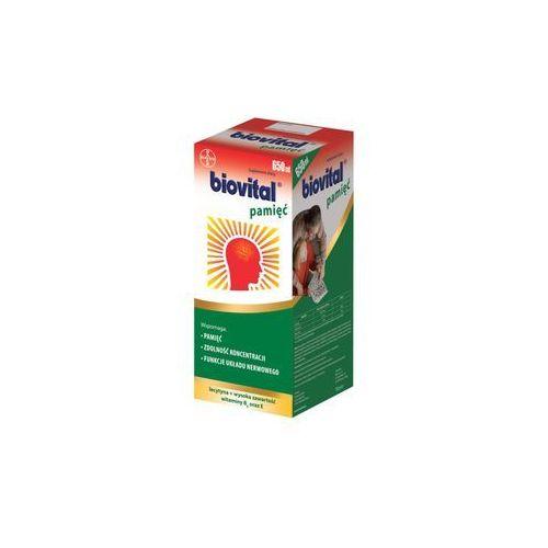 [płyn] Biovital Pamięć płyn 650 ml