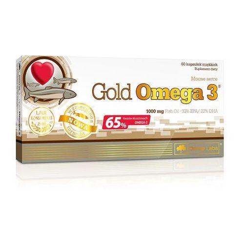 [kapsułki] Olimp Omega 3 kapsułki miękkie, 60 kaps.