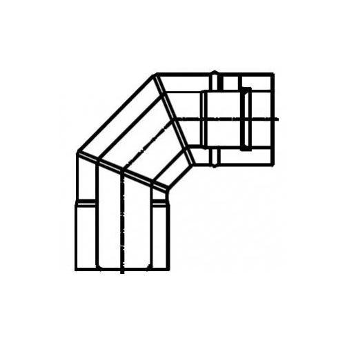 Oferta Termet Kolano koncentryczne 90° (60/100) z kat.: ogrzewanie