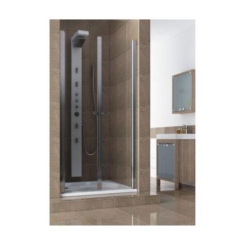 Oferta AQUAFORM drzwi Silva 80 wnękowe wahadłowe 103-05552 (drzwi prysznicowe)