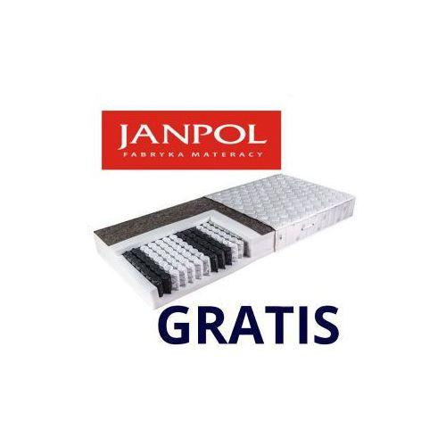 Materac ARIADNA, Rozmiar - 200x200, Pokrowce - Jersey - Dostawa 0zł, GRATISY i RABATY do 20% !!!, produkt marki Janpol