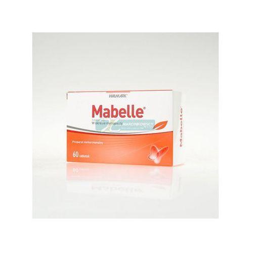 Mabelle 60 tabletek Kurier: 13.75, odbiór osobisty: GRATIS!, postać leku: tabletki