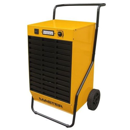 Osuszacz powietrza dh 62 + gratisowy grzejnik elektryczny od producenta Master