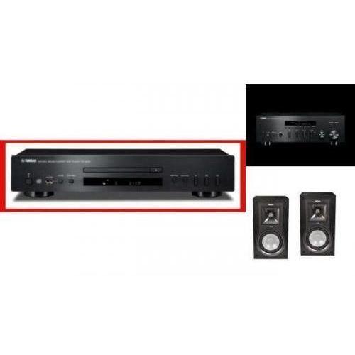 YAMAHA R-S700 + CD-S300 + KLIPSCH KB15 - Tanie Raty za 1%