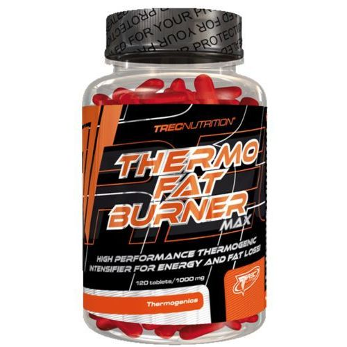 TREC Thermo Fat Burner Max 1000mg 120 Tabletek