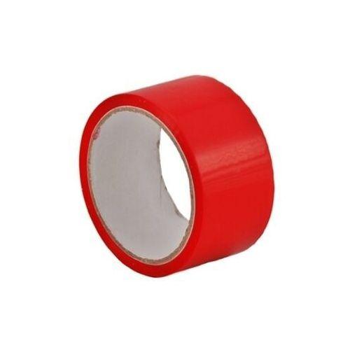 TAŚMA DO OTULINY czerwona 5cmx10mb (izolacja i ocieplenie)