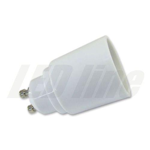 LED line Przejściówka adapter żarówki GU10 > E27 3016 z kategorii oświetlenie