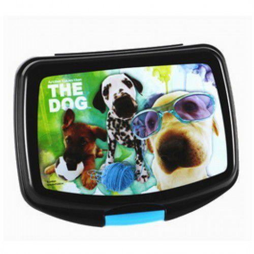 Śniadaniówka The Dog - Dostawa zamówienia do jednej ze 170 księgarni Matras za DARMO - oferta [25ddd5aedfe3a4d4]