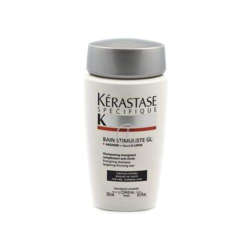 Kerastase SPECIFIQUE BAIN STIMULISTE GL Kąpiel energizująca do włosów cienkich i tracących gęstość (250 ml) - produkt z kategorii- odżywki do włosów