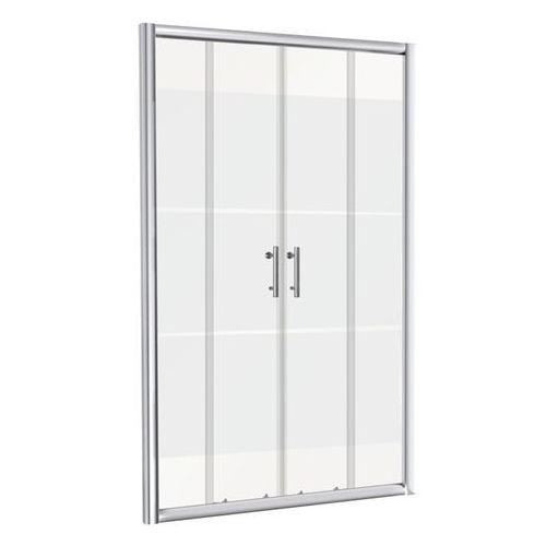 Oferta Drzwi wnękowe Aina 140 ML (drzwi prysznicowe)