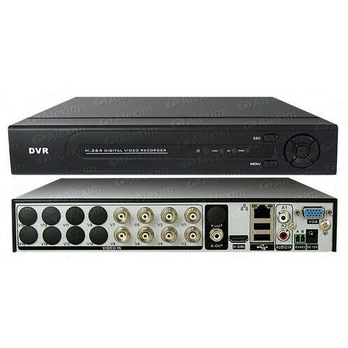 Rejestrator AXR AHD-62BL08-Y