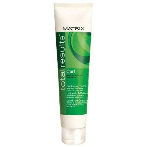 MATRIX TOTAL RESULTS CURL MLECZKO-BALSAM 150ml DOSKONALE UTRWALA SKRĘT LOKÓW - produkt z kategorii- odżywki do włosów