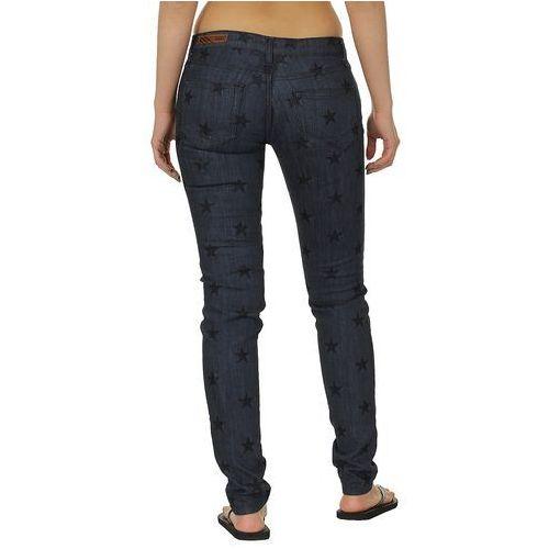 Produkt z kategorii- spodnie męskie - jeansy Vans Skinny Denim - Indigo Stars