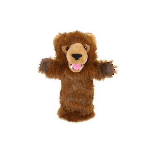 Miś Grizzly - pacynka długi rękaw (pacynka, kukiełka)