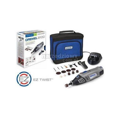 Produkt DREMEL Akumulatorowe narzędzie wielofunkcyjne 7,2 V z osprzętem 8100-1/15 (produkt wysyłamy w 24h)